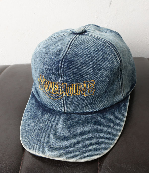 vtg denim cap
