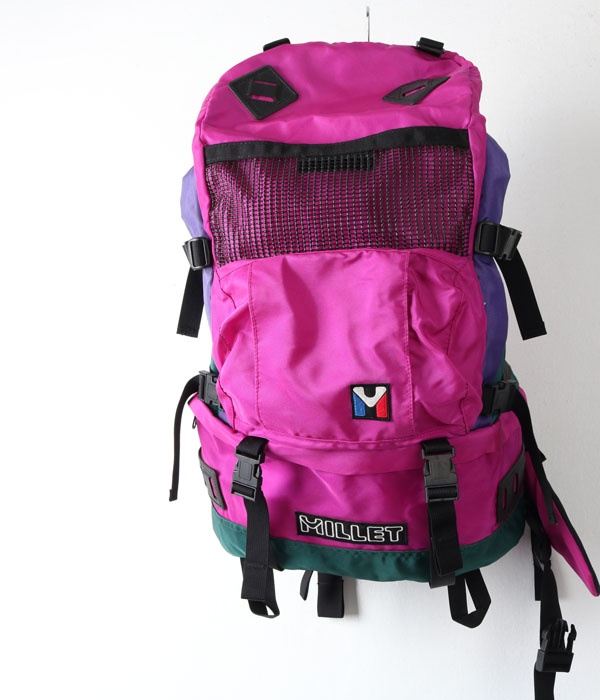 90's MILLET france sherpa backpack