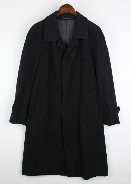 MITSUMINE tweed wool coat(made in italy)