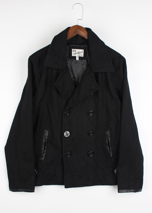 UPSTART double button jacket