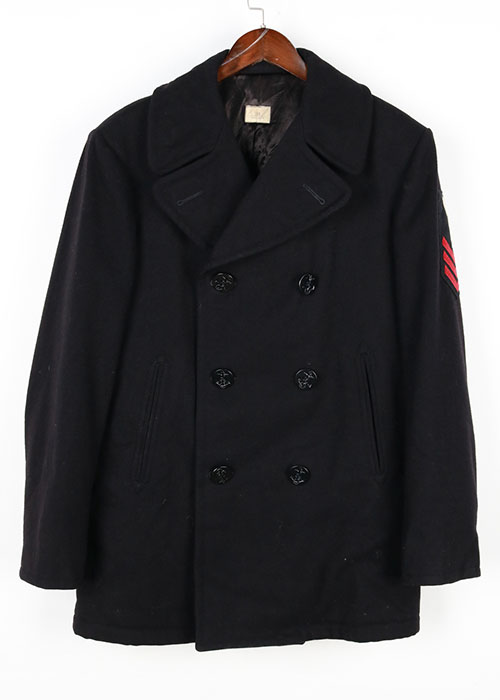 WHALING MFG. pea coat