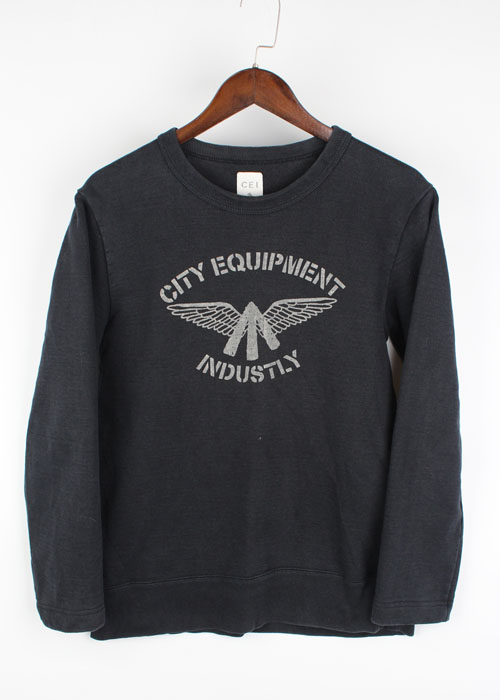 CITY EQUIPMENT INDUSTLY sweat shirts
