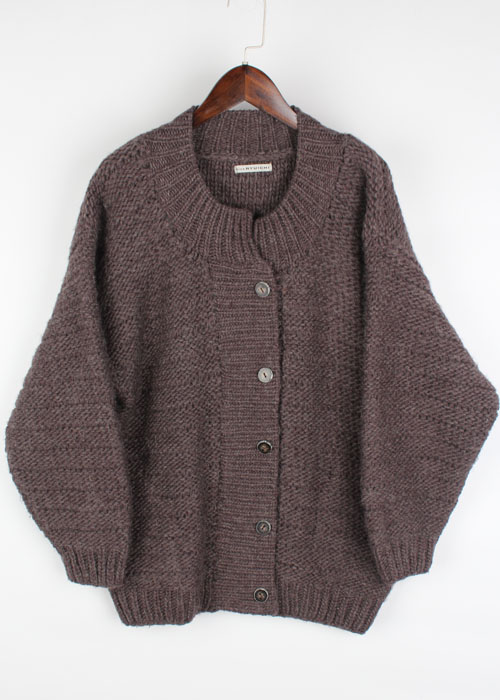 miss RYUICHI wool sweater cardigan