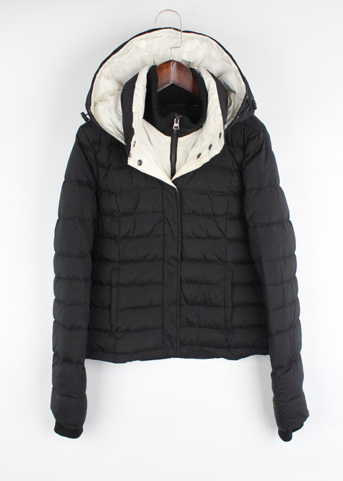 theory x UNIQLO down jacket
