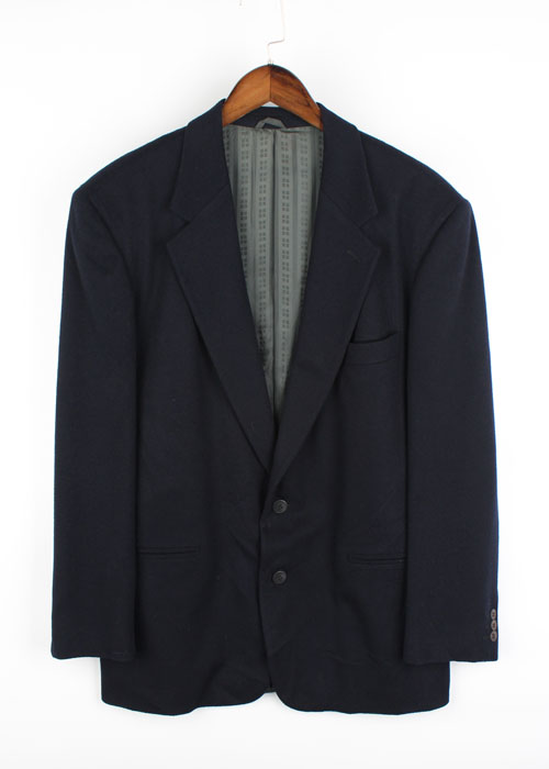 HILTON fabric by Loro Piana wool jacket