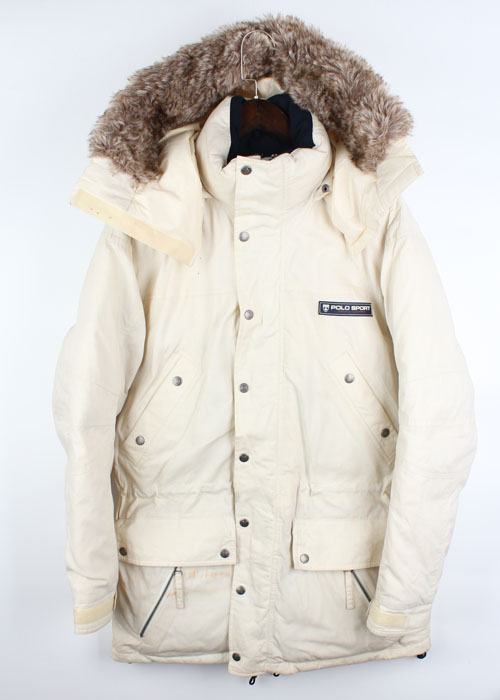 90's POLO SPORT SPORTSMAN down parka