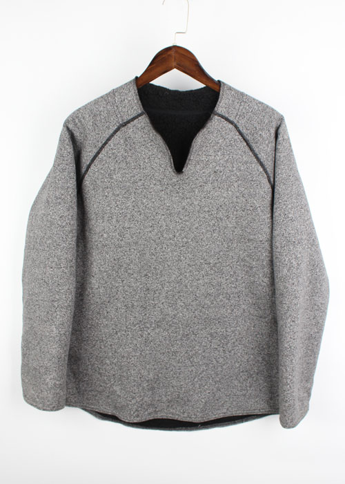 B'MING LIFE STORE by BEAMS fleece top