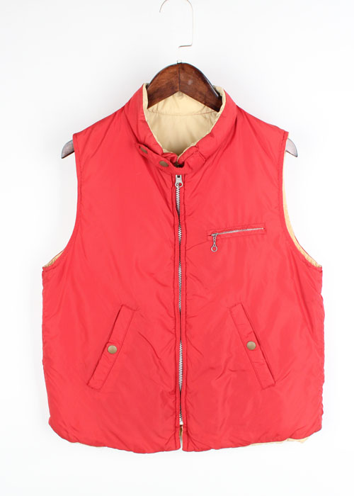 45rpm reversible down vest