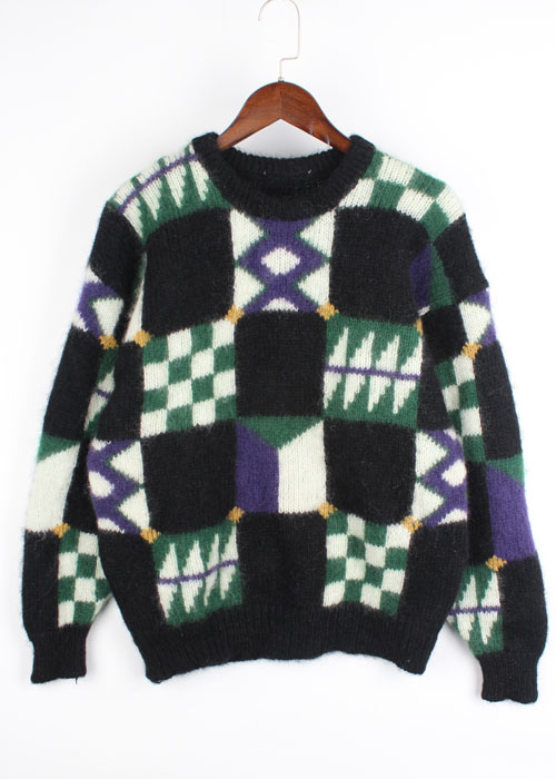 vtg wool sweater