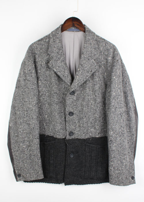 OXY mixed wool jacket