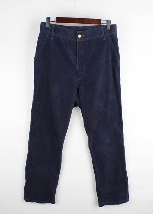 mercibeaucoup, corduroy baggy pants(~31)