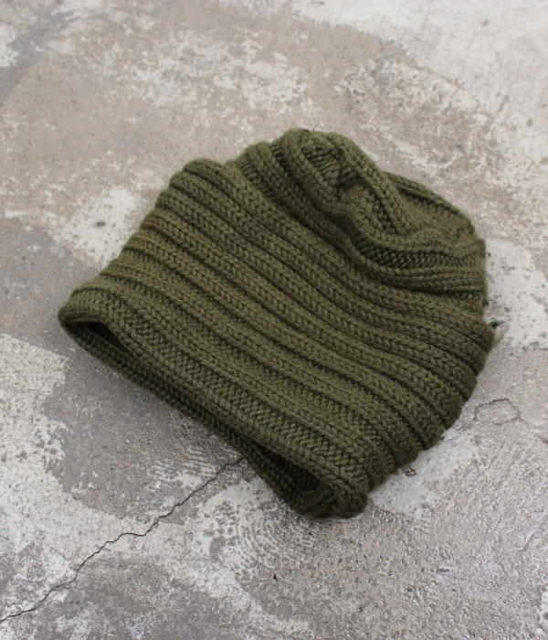 BEAMS knit turban
