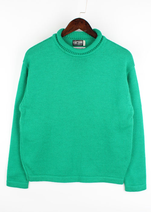 POINT BRAND wool sweater