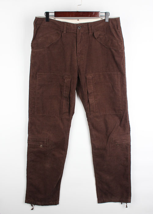 GREEN LABEL RELAXING corduroy pants(32)
