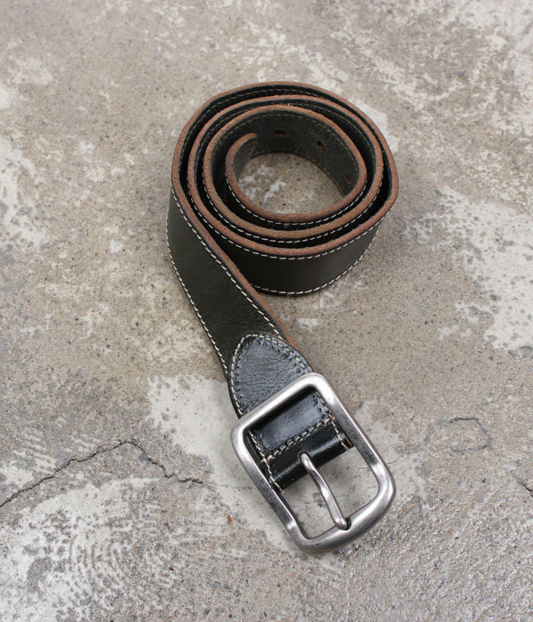 URBAN RESEARCH leather belt