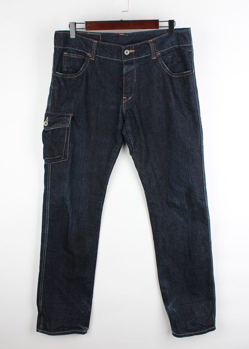 JOHNBULL denim pants(34)