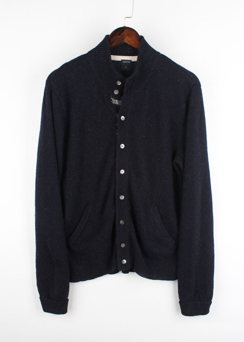 GLOSTER wool knit cardigan