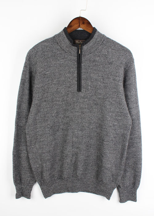 Blacker wool knit