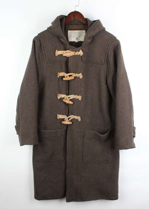 AVIREX wool duffle coat