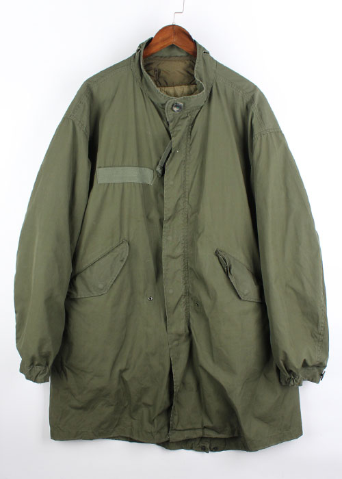 VANDERBILT SHIRT CO. extreme cold parka