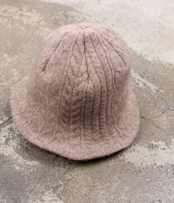 CA4LA wool knit hat