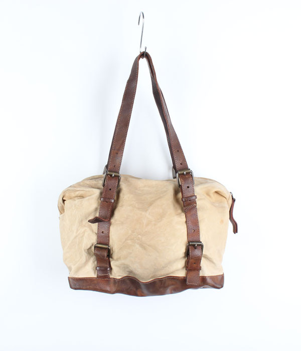 Alchimia leather bag