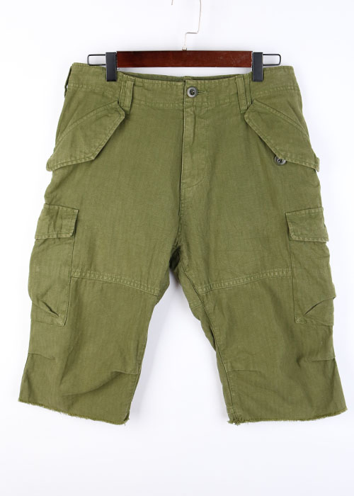 GREEN LABEL RELAXING cargo shorts(30)