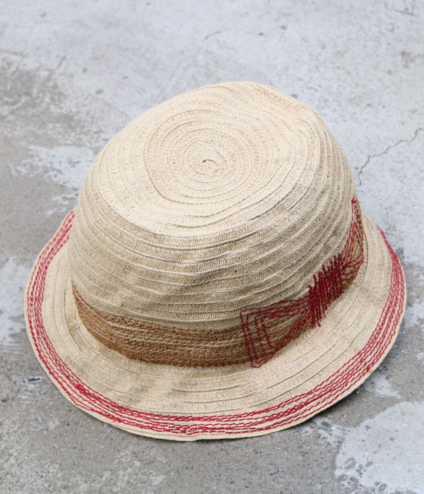 Another Edition straw hat