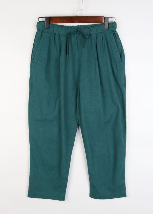 studio clip linen blned pants