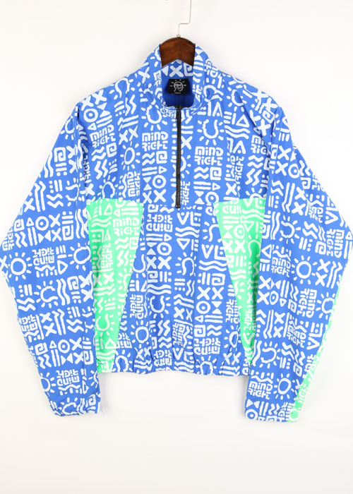 Mind Right HAWAII anorak (made in hawaii)