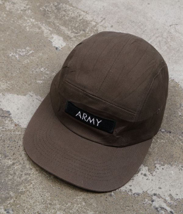 BROWNY camp cap