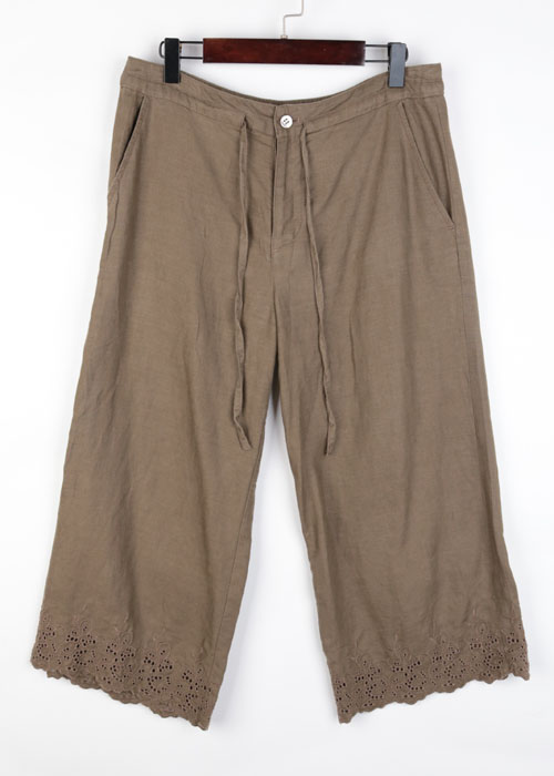Te chichi linen pants