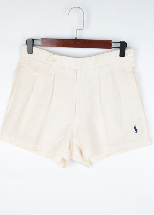 Polo by Ralph Lauren linen shorts