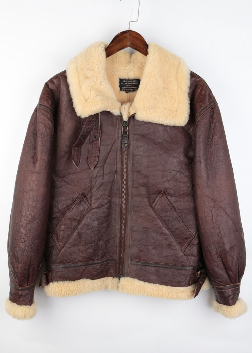 shearling B-3 made in argentina
