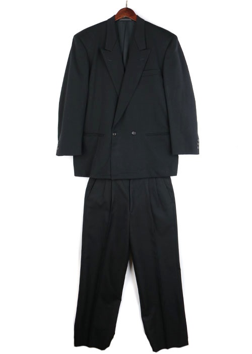 COMME des GARCONS HOMME heavy wool set-up