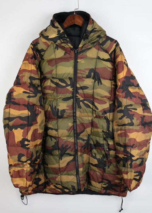 SPIEWAK GOLDEN FLEECE down parka