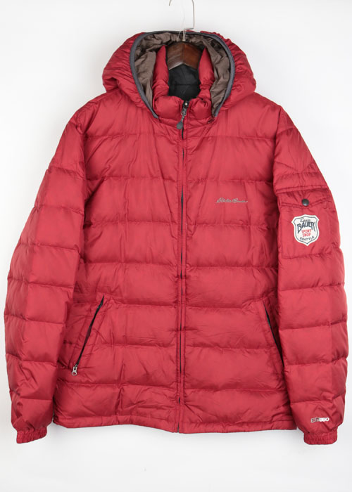 Eddie Bauer reversible down jacket