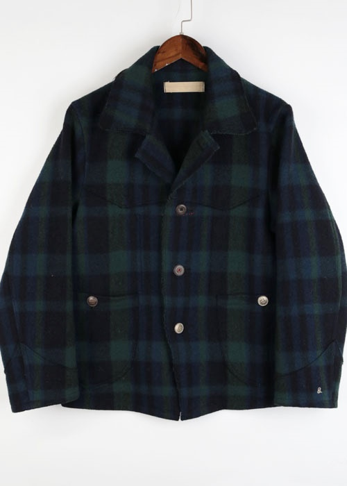 45rpm wool jacket