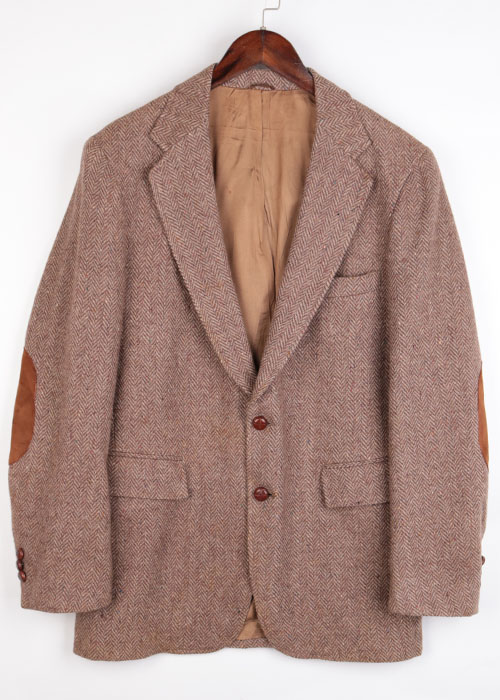 vtg LEVI'S tweed wool jacket
