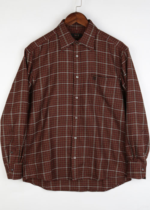 DAKS wool shirts
