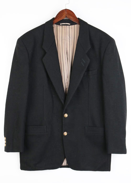 BASSETT WALKER heavy wool jacket