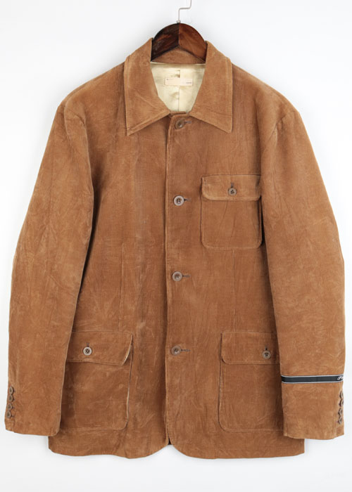 pledge corduroy jacket