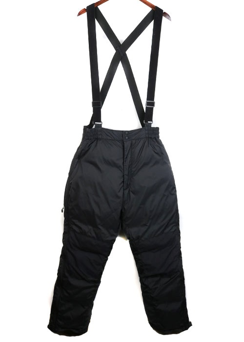 MOUNTAIN EQUIPMENT down trousers(XL)