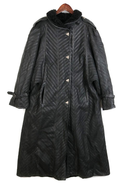 valdanti by paola vincelli mouton coat