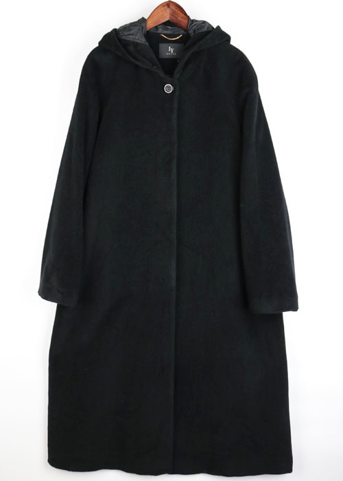 IY GRACE angora wool coat