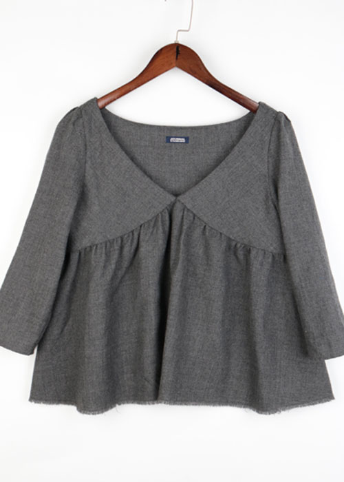 JOURNAL STANDARD wool blouse