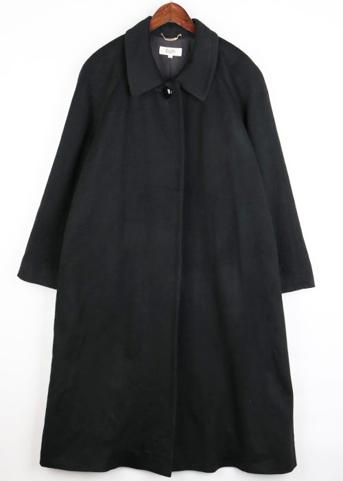 FAITH cashmere coat