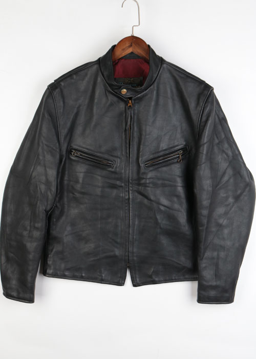 PERFECTO by SCHOTT BROS 641XX steerhide