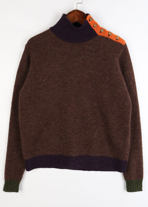nacre wool knit
