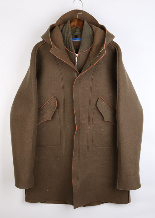 NUMBER (N)INE wool coat